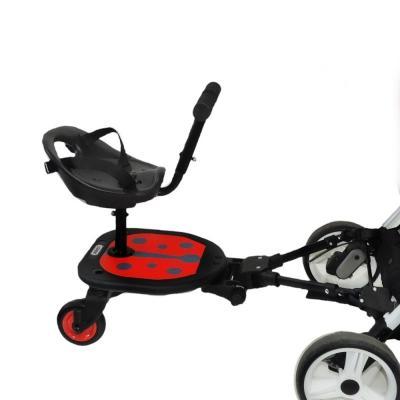 EICHHORN Lady Bug Rider so sedadlom a riadidlami 2019