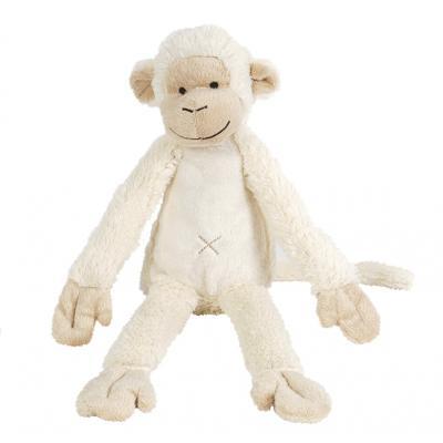 Smotanová opička Mickey Happy Horse - 43cm
