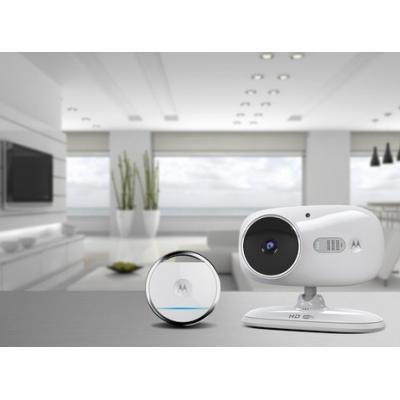 MOTOROLA Wifi digitálna videokamera s prenosným snímačom FOCUS86T