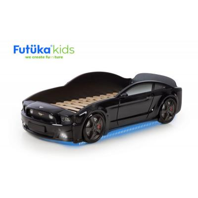 Futuka autoposteľ MUSTANG 3D Light 2019