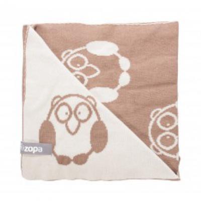 ZOPA Detská deka Little Owl 2021