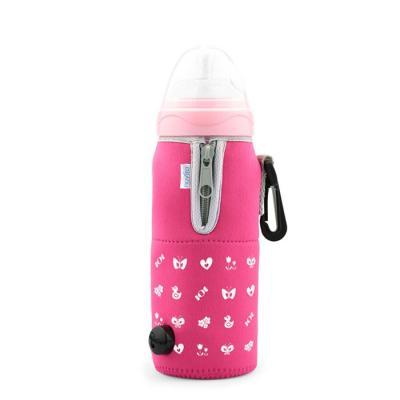 NUVITA Cestovný ohrievač fľaše so zipsom 2021