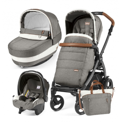 PEG PEREGO Book 51 POLO Elite Modular komletný set 2019