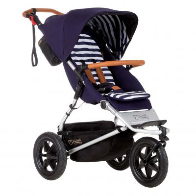 Kočík Mountain Buggy Urban Jungle V3 - Luxury edition Nautical