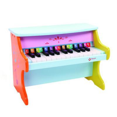 Exkluzívny klavír – farebný