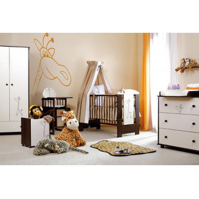 Detská izba Safari Žirafa