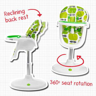 Cosatto jedálenská stolička 3Sixti2 2017