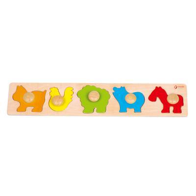 Zvieracie puzzle
