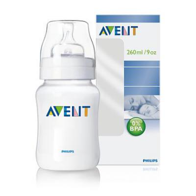 AVENT  PP Fľaša 260 ml 0%BPA