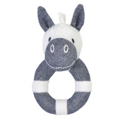 Hrkálka Happy Horse - Zebra Zsa Zsa