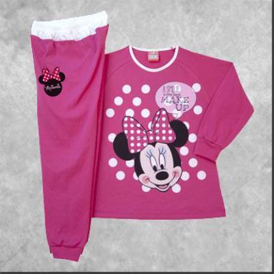 Pyžamo s dlhým rukávom (Minnie)