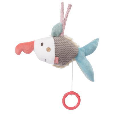 BABY FEHN Bruno Hracia hračka, ryba
