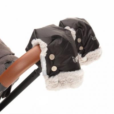 Zopa zimné rukavice Fluffy na kočík 2021