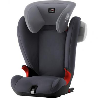 Britax Römer autosedačka KIDFIX SL SICT 2021 Black Series