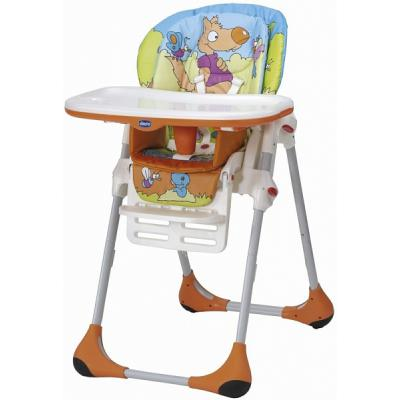 Chicco Jedálenská stolička POLLY 2v1