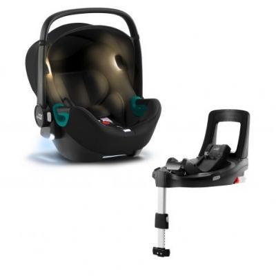Britax Römer autosedačka Baby-Safe iSense Bundle Flex iSense 2021