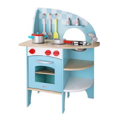 Modrá kuchynka