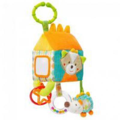 BABY FEHN závesný hrací domček s klipom