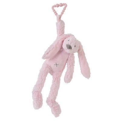 Happy Horse - králik Richie na zavesenie ružový 2019
