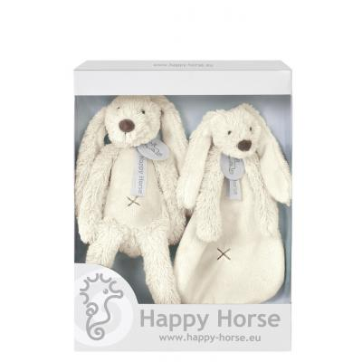 Darčekový set Happy Horse - Smotanový Králiček Richie