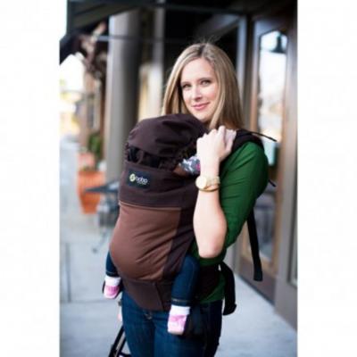 BOBA Kapucňa na hlavičku k nosiču detí Boba