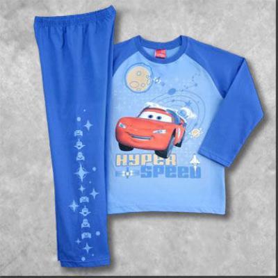 Pyžamo s dlhým rukávom (Cars)