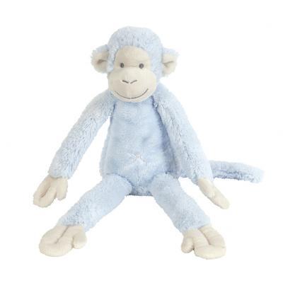 Modrá opička Mickey Happy Horse - 43cm