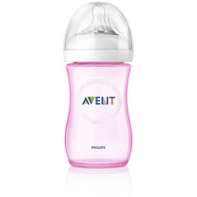 AVENT  Fľaša Natural PP 260 ml 0%BPA