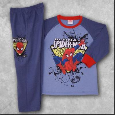 Pyžamo s dlhým rukávom (Spiderman)