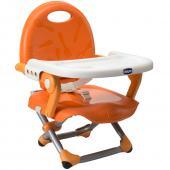 prenosný podsedák na stoličku - je praktický a prenosný podsedák, ktorý zabezpečí, že vaše dieťa bude sedieť s vami za stolom nielen doma ale aj v reštaurácii, na rodinnej oslave, či dovolenke - jednoducho použiteľný a kompaktný tvar z neho robia ideálny doplnok do každej domácnosti - nastaviteľný: 3 výškove polohy - bzpečnostné popruhy upevnia podsedák na každu stoličku, a 3bodové popruhy udržia vaše dieťa na mieste - praktický odnímateľný pultík určené pre deti od 6 mesiacov do 3 rokov