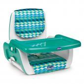 Jedálenská stolička, ktorá rastie s Vašim dieťaťom, jednoduchá na prenášanie a používanie kdekoľvek ste. - prispôsobuje sa veľkosti dieťaťa - možnosť nastavenia výšky podľa typu stoličky na ktorú detskú jedálenskú stoličku pripevňujeme