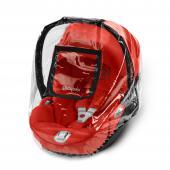 Pláštenka pre autosedačky CYBEX (sk. 0+)  Ochrana pred vetrom a dažďom pre všetky CYBEX detské autosedačky sk. 0+.