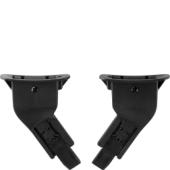 Adaptéry umožňujú jednoduché uchytenie autosedačky Britax na kočík B-Lite značky Römer.