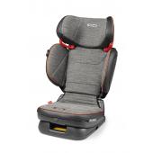 Viaggio 2-3 FLEX  Ochrana, bezpečnosť a pokročilé technológie  Nová autosedačka Viaggio 2-3 Flex je tak flexibilné, že ju možno používať dlhšie ako ostatné autosedačky. Deťom vo veku 3 až 12 rokov (15 - 36 kg) bude spoľahlivým spoločníkom na cesty, ktorý zaistí bezpečie a ochranu v každej fáze ich rastu. Vďaka pokročilej technológii možno autosedačku nastaviť do niekoľkých pozícií a ak sa práve nepoužíva, možno ju zložiť. Zaberá tak menej miesta a chránia sa jej poťah.  4D systém nastavenia  Viaggio 2-3 Flex má všetko, čo potrebujete pre pohodlnú a bezpečnú cestu. Vďaka 4D Total Adjust technológii možno autosedačku voliteľne nastaviť do 4 rôznych smerov.      Výšku opierky hlavy možno vzhľadom k opierke chrbta nastaviť do 5 pozícií     Horná časť (opierka chrbta a hlavy) je možné nastaviť do 3 pozícií     Bočnice je možné otvoriť a rozšíriť tak vnútorný priestor až o 10 cm     Anatomický sedák je možné jednou rukou nastaviť do 5 pozícií   Najvyššia stabilitu pri jazde zaručuje Surefix Base  Viaggio 2-3 Flex možno vo vozidlách používať 2 spôsobmi:      Iba s 3-bodovým bezpečnostným pásom     Spoločne s bezpečnostným pásom môžete autosedačku zaistiť pomocou ISOFIX záchytných bodov a integrované Surefix Base   Vďaka integrovanej Surefix Base možno autosedačku Viaggio 2-3 Flex napevno upevniť vo vozidle pomocou ISOFIX záchytných bodov. Týmto spôsobom je autosedačka vždy správne upevnená a dokonale stabilný aj pri ostrom zatáčaní! Inovatívny Blind Lock systém zabraňuje nechcenému uvoľneniu autosedačky iným pasažierom. Autosedačka sa vždy zaisťuje 3-bodovým pásom s použitie uľahčujú veľká vedenie pásu.  Všestranná ochrana, maximálne bezpečie  Autosedačka Viaggio 2-3 Flex bola otestovaná tak, aby chránila všetky citlivé oblasti tela dieťaťa. Širokú opierku hlavy pre zvýšenie absorpcie energie pri nehode lemuje EPS (expandovaný polystyrén). Pri bočnom náraze to deťom (i tým vyšším) zabezpečuje maximálnu ochranu.  Hliníkom vystužená opierka chrbta zaisťuje bezpečie a ochranu