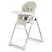 Napriek tomu,že je stolička Prima Pappa Zero3 najmladšia, ponúka všetky funkcie a kvality, ako jejstaršie sestry Tatamia a Siesta. Ultraľahká a multifunkčná, rastie s Vaším dieťaťom od 0 do 3 rokov veku: počas prvých niekoľkých mesiacov môže byť stolička Zero3 používaná ako pohodlná, relaxačná naklápacia kolíska, od 6 mesiacov ako vysoká stolička na kŕmenie a hranie a neskôr, bez pultíku, k stolovaniu pri stole s dospelými. Vlastnosti:      vhodná pre deti od narodenia     nastaviteľná do 7 rôznych výškových polôh     opierka chrbta polohovateľná do 5rôznych pozícií     polohovateľná opierka nôh do 3 polôh     poťah z Eco-kože (Petrolino, Mela, Fragola, Arancia, Paloma, Licorice) alebo PVC     poťah možno čistiť vlhkou handričkou     dvojitý pultík s odnímateľným vrchným dielom vhodným do umývačky     zadné kolieska umožňujú pohodlnú manipuláciu     5-bodový bezpečnostný pás a medzinožná ochrana udrží Vaše dieťa v úplnom bezpečí     praktické tlačidlá na otváranie a zatváranie     v zloženom stave extrémne kompaktná, môže stáť samostatne     príslušenstvo k dokúpeniu: detská vložka, hrazdička na hranie  Technické parametre      Farba:2016     Vek:0 - 3r     Bezpečnostný popruh:5-bodový bezpečnostný popruh     Rozmery (D x Š x V):75,5 x 55 x 104,5 cm     Nosnosť:15 kg     Hmotnosť:7,6 kg