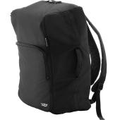 Popis produktu Cestovná taška bola navrhnutá tak, aby zabezpečila mobilitu a  jednoduché použitie - svoj BRITAX HOLIDAY DOUBLE môžete nosiť na  chrbte, cez rameno alebo v ruke. Pohodlné, mäkko polstrované pásy sú  nastaviteľné a prispôsobí sa vašej výške, aby ste mohli kočík nosiť na  chrbte a mať obe ruky voľné. Ramenný pás a polstrovaná bočná rukoväť  poskytujú ešte väčšiu prispôsobivosť. Cestovná taška je prateľná, ľahká a  vybavená úložnou vreckom pre desiatu, pitie a iné užitočné veci.