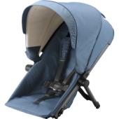 S druhou sedačkou môžete pomocou niekoľkých jednoduchých kliknutí urobiť z vášho B-READY tandemový kočík. Niekoľko naklápacích polôh zaistí dodatočné pohodlie pre vášho malého  cestovateľov, zatiaľ čo slnečná clona UPF 50+ s okienkom ho ochráni pred  slnkom. Druhá sedačka je vybavená predlžovacími adaptéry pre horné sedačku, ochranou zadných kolies a poťahom na detskú autosedačku. vlastnosti produktu STRIEŠKA       nastaviteľná strieška      Veľká strieška so slnečnou clonou a priezorom      Ochranná strieška s ochranou proti slnku UPF 50+  SEDADLO       Niekoľko stupňov sklopenia  technické parametre hmotnosť 2.5 kg Dĺžka operadla 46 cm Sedacie priestor 24.5 x 30 cm