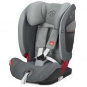 Autosedačka GB Everna-Fix  Čas letí a deti rastú - a to rýchlo! Ako rastúca autosedačka sa gb Evern-Fix dokonale hodí pre dlhodobé použitie. Je navrhnutá tak, aby sa vyvíjala spoločne s vaším dieťaťom vo vekuod cca 9 mesiacov až do 12 rokov.V súlade s vysokými bezpečnostnými štandardmi spoločnosti gb a s vysoko kvalitnými detailmi v sebe gb Evern-Fix kombinuje formu a funkciu a poskytuje tak vášmu dieťaťu neustále bezpečie a podporu počas jeho rokov.  EVERNA-FIX Sk. 1/2/3; UN R44/04; 9 - 36 kg (od cca 9 mesiacov až do 12 rokov)  Obsah balenia: - detská autosedačka vr. ISOFIX navádzačov  RASTÚCA AUTOSEDAČKA Čas letí a deti rastú - a to rýchlo! Ako rastúca autosedačka sa gb evern-Fix dokonale hodí pre dlhodobé použitie. Je navrhnutá tak, aby sa vyvíjala spoločne s vaším dieťaťa vo veku od cca 9 mesiacov až do 12 rokov. V súlade s vysokými bezpečnostnými štandardmi spoločnosti gb a s vysoko kvalitnými detailmi v sebe gb evern-Fix kombinuje formu a funkciu a poskytuje tak vášmu dieťaťu neustále bezpečie a podporu počas jeho rokov. Autosedačka gb evern-Fix poskytuje dokonalú rovnováhu medzi bezpečnosťou, dizajnom a funkčnosťou a ponúka jedinečnú podporu počas celej doby použiteľnosti.  Patentovaná naklápacia opierka hlavy Inovatívna patentovaná naklápacia opierka hlavy autosedačky evern-Fix zabraňuje, aby vášmu dieťaťu počas spánku prepadla hlava dopredu. Výnimočná bezpečnostná technológia napomáha udržať hlavu dieťaťa v bezpečnej zóne autosedačky, čo je dôležité predovšetkým pri bočnom náraze.  Energiu redukujúca technológia (ER-Tech) Energiu redukujúca technológia autosedačky evern-Fix chráni vaše dieťa pri čelnom náraze. Táto vizionárska bezpečnostná technológia znižuje vystavenie krku dieťaťa silám nárazu až o cca 20% a môže tak obmedziť riziko zranenia.  Integrovaný L.S.P. systém Integrovaný systém lineárnej ochrany pri bočnom náraze je kľúčovým prvkom detskej autosedačky evern-Fix. Vyklopený chránič L.S.P. systému na strane bližšie k dverám vozidla poskytuje dodato