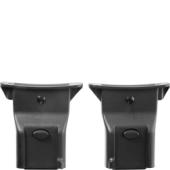 Adaptéry Click & Go Vám umožnia nasadiť autosedačku značky Römer na kočík Uppababy VISTA.