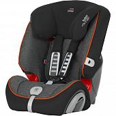 Plus v názvu je systém Click & Safe™, který je ideálním řešením s ohledem na bezpečnost.     Slyšitelný bezpečnostní systém vám pomáhá při zajišťování dítěte v sedačce.     5bodový bezpečnostní páss nastavováním jedním zatažením pro děti od 9 do 36 kg.     Optimální ochrana před bočním nárazem díky bokům s hlubokým polstrováním.     Výkonné ramenní opěrky.     Tvar sedačky správně vede pás,když se sedačka používá s vysokým opěradlem.     Vzpřímená nebo nakloněná poloha.     Vysunovací držáček na pití a tácek na jídlo.     Uchycení pásůpro snadné usazování a vyjímání dítěte ze sedačky.     Výškově nastavitelná hlavová opěrka a pásysnadné nastavení jednou rukou.     Vodicí prvky správně vedou diagonální pás,když se sedačka používá s vysokým opěradlem.     Rychle odnímatelný potahbez potřeby vyvlékání pásů.     Měkce polstrovaný a pratelný potah.     Instalace s 3bodovým bezpečnostním pásem.     Nastavitelné bočnice.  Produktové vlastnosti:       Několik naklápěcích poloh     Click &Safe® slyšitelný bezpečnostní systém se zacvakne při správném napnutí pásu     5bodový bezpečnostní pás s nastavováním jedním zatažením                 Detská autosedačka Detská autosedačka je bezpečnostný prvok slúžiaci k zvýšeniu bezpečnosti prepravy detí. V Európskej únii bola povinnosť použiť autosedačku od narodenia do 36 kg a do 150 cm výšky dieťaťa uzákonená nariadením 2003/20 / ES. Detské autosedačky rozdeľujeme do týchto tried:      zabudované zariadenia pozostávajúce z kombinácie popruhov alebo ohybných častí s poistnou prackou, nastavovacím zariadením, upevňovacím kovaním a v niektorých prípadoch s prídavnou sedačkou alebo ochranným nárazovým štítom, prispôsobenými na upevnenie vlastným integrálnym popruhom alebo popruhmi,     nezabudované zariadenia pozostávajúce z čiastočného zadržiavacieho zariadenia, ktoré, ak sa používa spoločne s pásom pre dospelých, ktorý obopína telo prepravovaného dieťaťa alebo zadržiava zariadenie, v ktorom je prepravované dieťa umiestnené, vytvára zadr