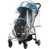 Chráni dieťa pred vetrom aj zrážkami a udržuje poťah suchý. vlastnosti:       dokonale sedí a ľahko sa používa      mäkká a odolná PVC fólie      neobsahuje žiadne toxické látky
