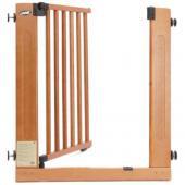 Zábrana na schody MADERA sa dá otvárať do oboch strán, disponuje dojitým bezpečnostným zariadeniím a je k nej možné dokúpiť 10 cm predlžujúci diel.  Vhodné pre deti do 2 rokov.  Rozmery: šírka 76-82 cm, výška 75 cm  Hmotnosť: 2,8 kg   Zábrana na schody MADERA sa dá otvárať do oboch strán, disponuje dojitým bezpečnostným zariadeniím a je k nej možné dokúpiť 10 cm predlžujúci diel.  Vhodné pre deti do 2 rokov.  Rozmery: šírka 76-82 cm, výška 75 cm  Hmotnosť: 2,8 kg